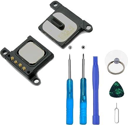 22d7014493d Xlhama Auricular Altavoz Interno Compatible con iPhone 6 Speaker de  Repuesto con Kit Desmontaje transformación de
