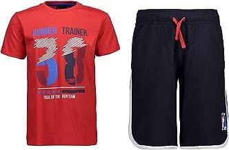 CMP Trainingsanzug Sportanzug Zweiteiler grau Melange /ärmellos Print dehnbar