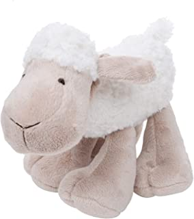 "HXW.GJQ Kids Stuffed Animal Toys, Plush Toys for Babies Boys Girls, Plush Sheep Doll,10"" (White)"
