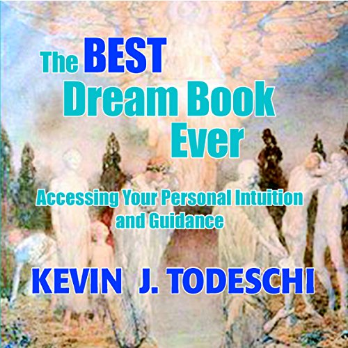 The Best Dream Book Ever audiobook cover art