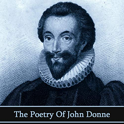 The Poetry of John Donne cover art