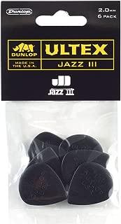Mejor Jim Dunlop Ultex Jazz Iii de 2020 - Mejor valorados y revisados