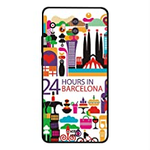 Huawei Mate 10 Case Cover 24 Hours in Barcelona