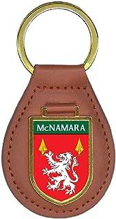 McNamara Family Crest Coat of Arms Key Chains