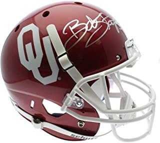 Bob Stoops Autographed Signed Oklahoma Sooners Full Size Schutt Replica Helmet - JSA Certified Authentic