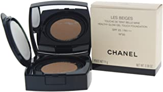 Chanel Les Beiges Healthy Glow Gel Touch Foundation SPF 25 No. 50 for Women, 0.38 Ounce