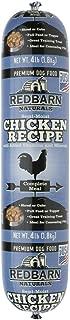 Redbarn Chicken Dog Food Roll, Naturals, 4 Pound, 8 Pack