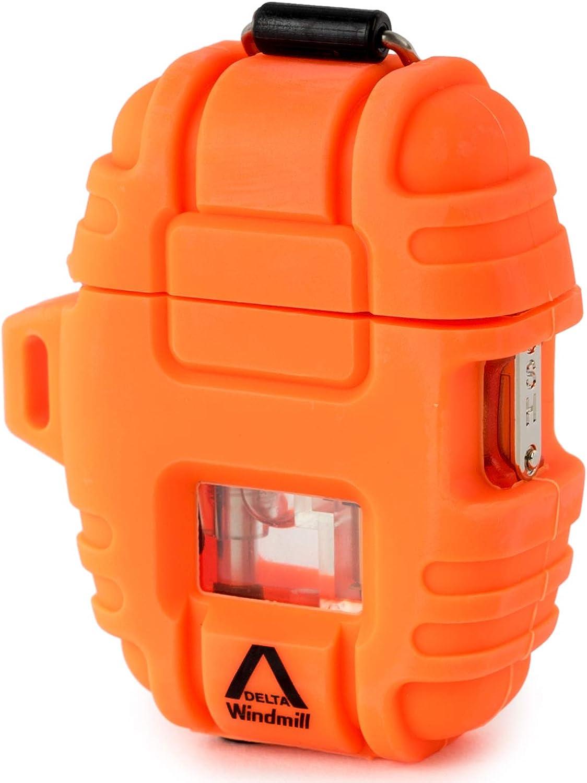 Windmill Delta Shockproof Lter Blaze orange 3900008