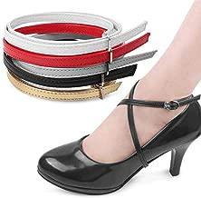 Frauen Schuhbänder Damen Sandalen Accessoires Abnehmbar 1 Paar Metallschnallen