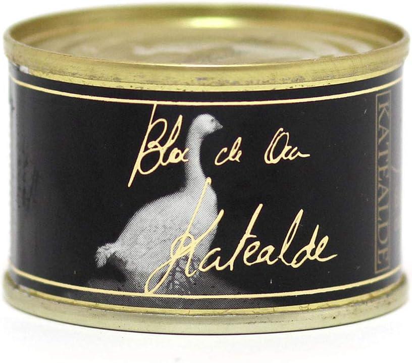 Katealde Bloc de Foie Gras de Oca, 65 G