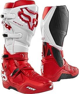 2019 Fox Racing Instinct Boots-Red-12