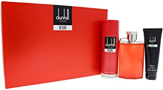 Desire Red by Dunhill - perfume for men - Assorted Fragrances, 3 Pc Gift Set
