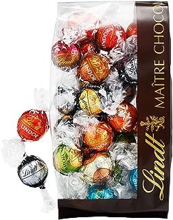 【公式】リンツ (Lindt) チョコレート リンドール 10種類アソート 詰め合わせ [大人リッチ] 個包装 30個入り (ミニリーフレット付き)