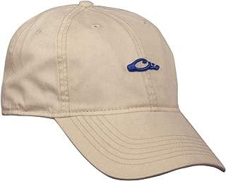Cotton Twill Logo Cap Khaki