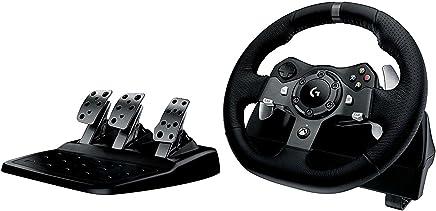 Volante Driving Force G920 para Xbox One / PC - Logitech G