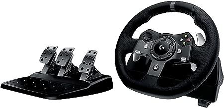 Volante Gamer Logitech G920 Driving Force- 941-000122