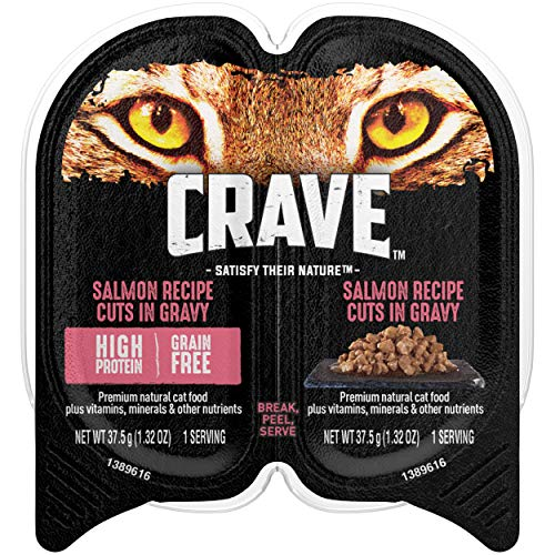 Crave Grain Free High Protein Wet Cat Food
