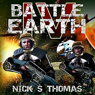 Battle Earth IV cover art