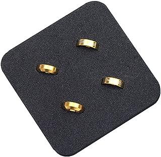 FREAHAP R 4PCs Titanium Washers for MTB/BMX Disc Brake Adjuster Concave-Convex Spacers