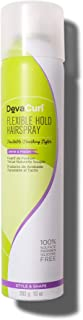 DevaCurl Flexible Hold Styling Hairspray, 10oz