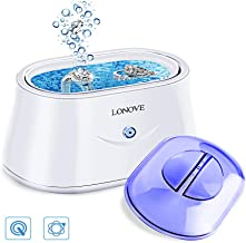 Ultrasonic Jewelry Cleaner – Professional Ultrasonic Cleaner for Rings Eyeglasses..