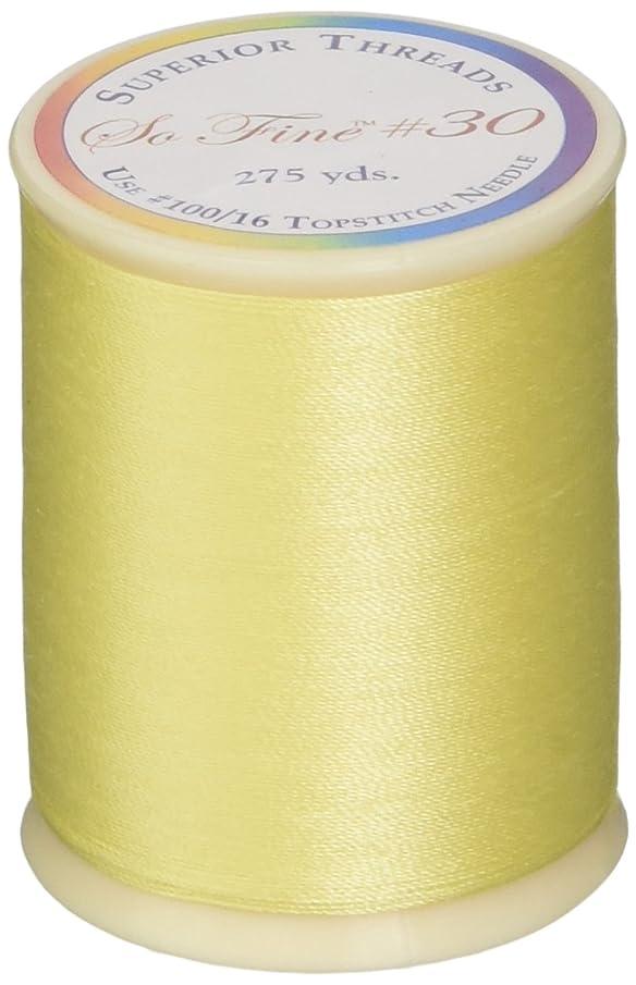 Superior Threads 12501-1101 Sew Fine 3-Ply 30W Polyester Thread, 275 yd