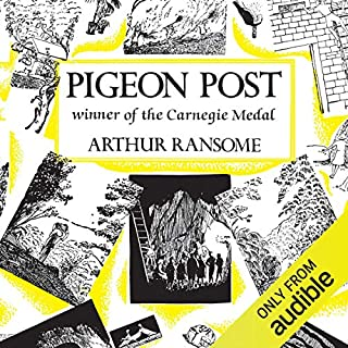 Pigeon Post     Swallows and Amazons Series, Book 6              By:                                                                                                                                 Arthur Ransome                               Narrated by:                                                                                                                                 Gareth Armstrong                      Length: 9 hrs and 7 mins     105 ratings     Overall 4.8