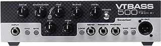 Tech 21 VT Bass 500 - 500-Watt Character Series Lightweight Bass Head