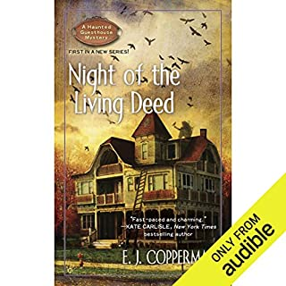 Night of the Living Deed                   By:                                                                                                                                 E.J. Copperman                               Narrated by:                                                                                                                                 Amanda Ronconi                      Length: 10 hrs and 4 mins     2,349 ratings     Overall 4.1