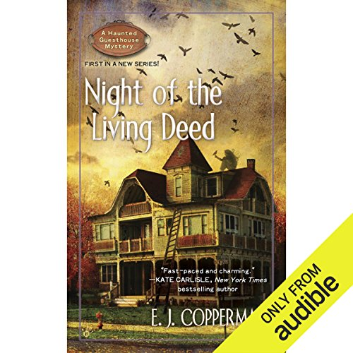 Night of the Living Deed                   De :                                                                                                                                 E.J. Copperman                               Lu par :                                                                                                                                 Amanda Ronconi                      Durée : 10 h et 4 min     Pas de notations     Global 0,0