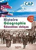 Histoire Géographie CAP - Livre élève - Ed. 2014