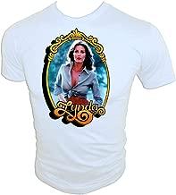 1977 Vintage DC Comics Sexy Lynda Carter Wonder Woman ASU Poster Print t-Shirt
