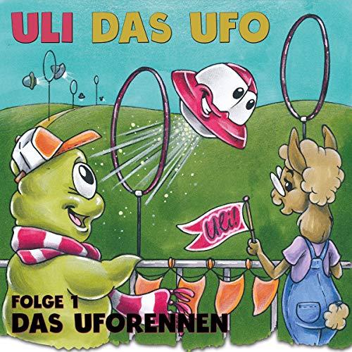 Das Uforennen audiobook cover art