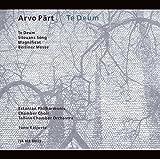 Te Deum / Silouans Song / Magnific / Berliner Messe - Estonian Philharmonic Chamber Choir