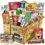 DDR Geschenkset mit süßen DDR Waren - DDR Geschenke Frauen - DDR Waren