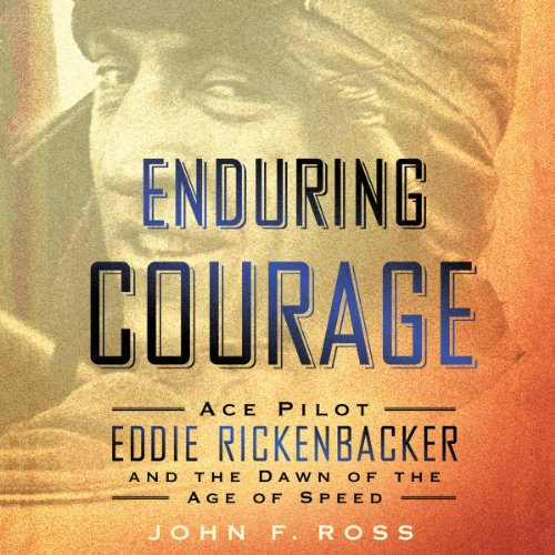 Enduring Courage audiobook cover art