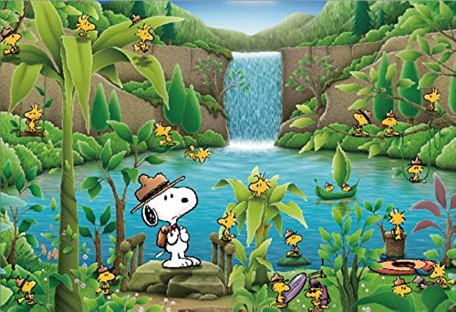 Forest 44-508 of 450 small piece Woodstock Snoopy (japan import)