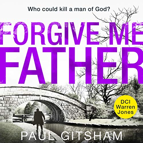 Forgive Me Father  audiobook cover art