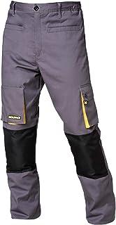 Wolfpack 15017090 - Pantalon de trabajo Gris/Negro, Talla 42/44 M