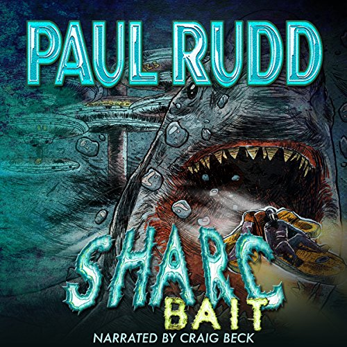 Sharc Bait audiobook cover art