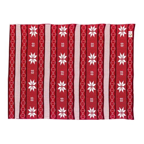 Spiegelburg 90274 Decke Nordic Winter - Verzauberte Weihnachten