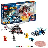 LEGO DC Super Heroes Speed Force Freeze Pursuit 76098 Kit de construcción (271 Piezas)