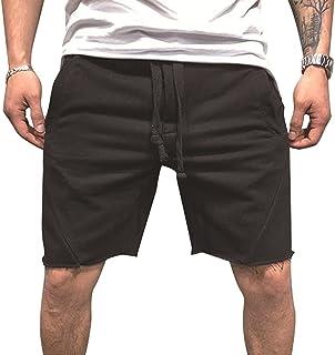 Halfword Mens Casual Gym Sports Shorts - Boys Gym Sports Pants Runnning Short Leg Jogging Bottoms M-3XL