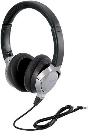 エレコム ハイレゾヘッドホン ハイレゾ音源対応 チタンコート振動板タイプ シルバー EHP-F/OH1000ASV