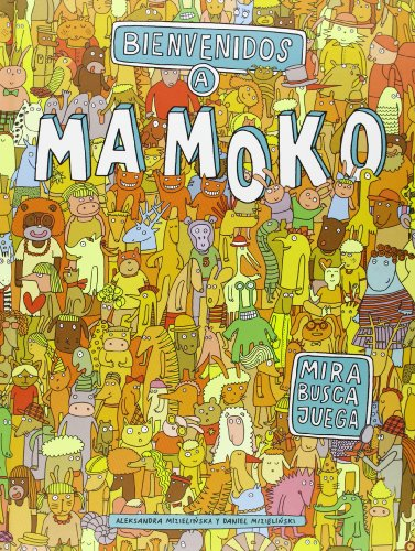Bienvenidos a Mamoko: 106 (Libros juego)