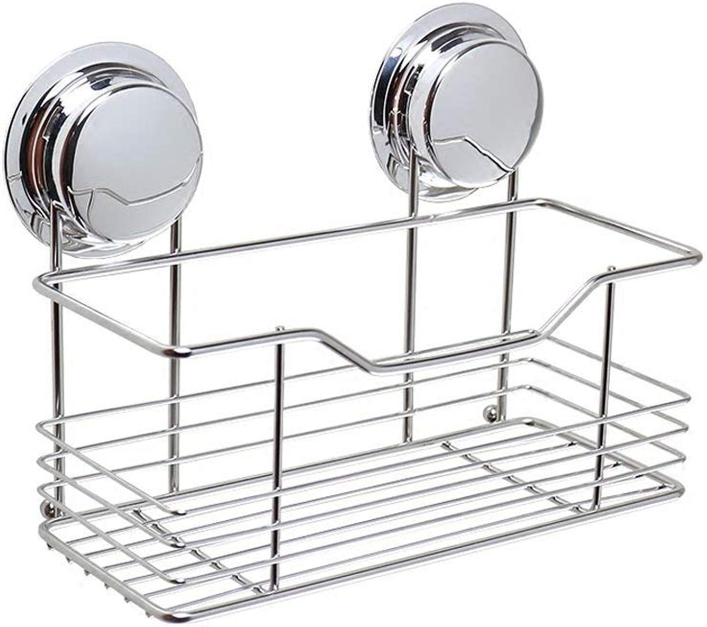 GJD Drawer Shelf Bathroom Stainless Steel Corner Shelf Storage Rack Kitchen Bathroom Wall Shelf Shelf