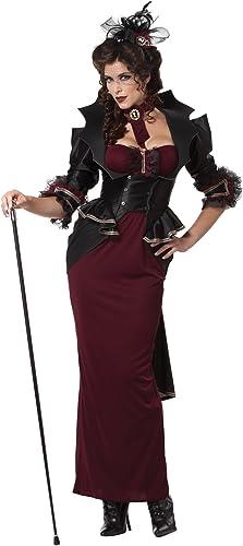 California Costumes Gothic Halloween Vampirkostüm für Damen