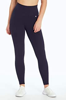 Bally Total Fitness Mid Rise Tummy Control Legging