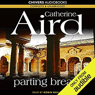 Parting Breath audiobook cover art