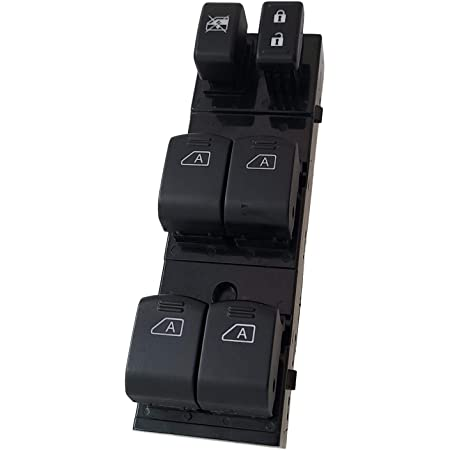 SWITCHDOCTOR Window Master Switch for Nissan Maxima 2009-2014